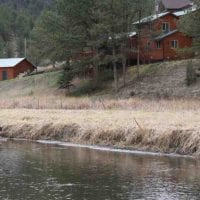 Riverfront retreat for Sale in Park County, CO