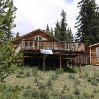 Beaver Creek Cabin for Sale in Park County, CO